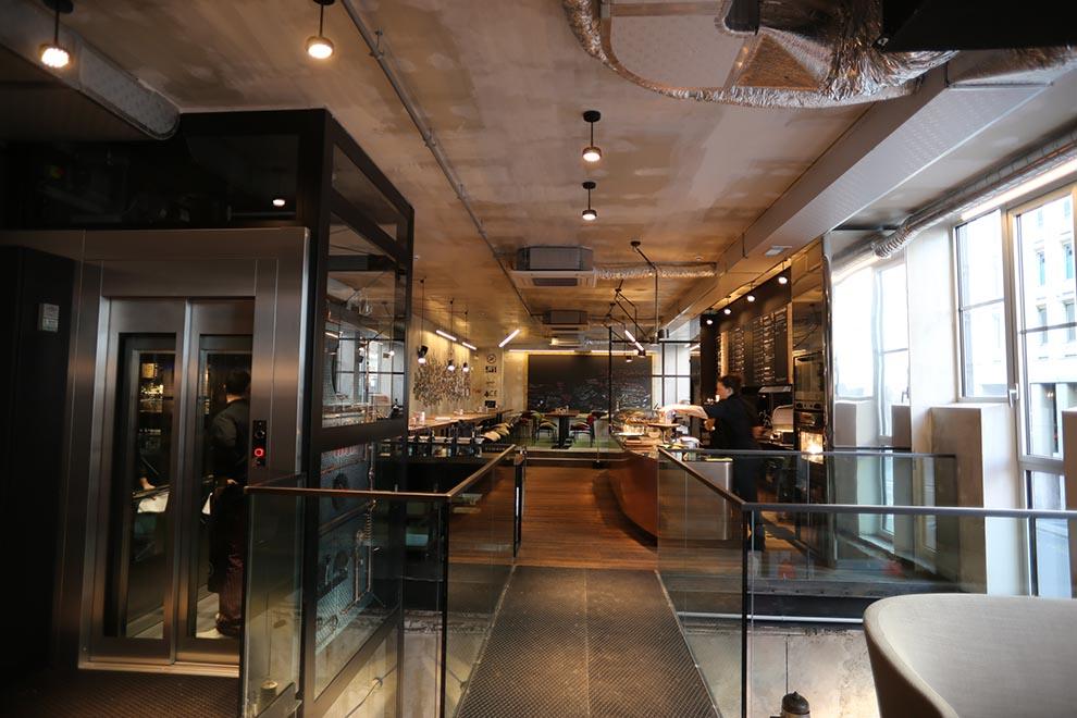 Caffè Pascucci Shop Milano