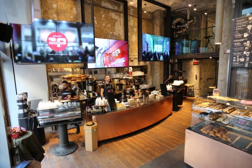 Caffè Pascucci Milano 8
