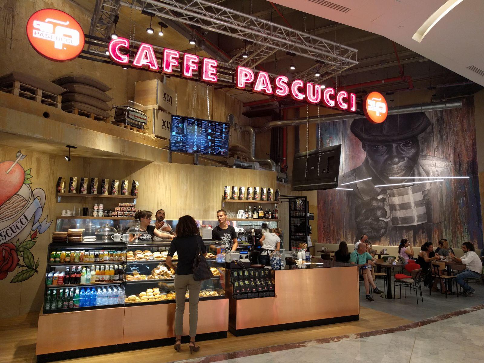 Caffè Pascucci Shop Firenze I gigli 002