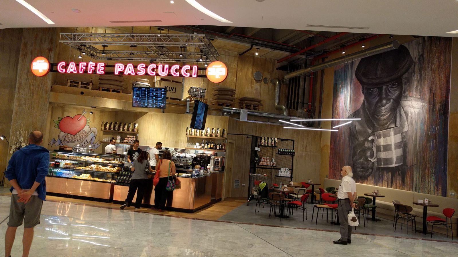 Caffè Pascucci Shop Firenze I gigli 003