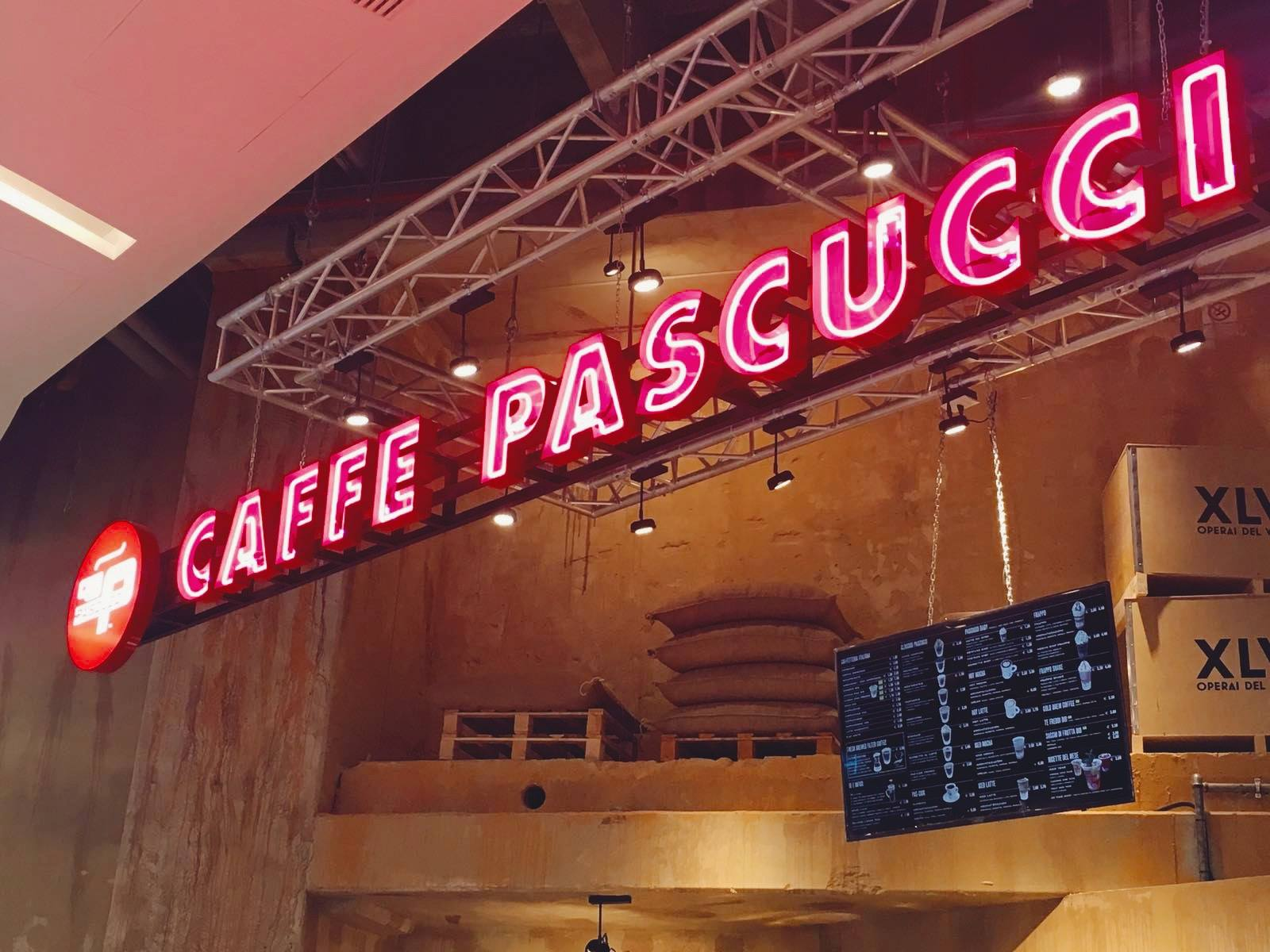 Caffè Pascucci Shop Firenze I gigli 009