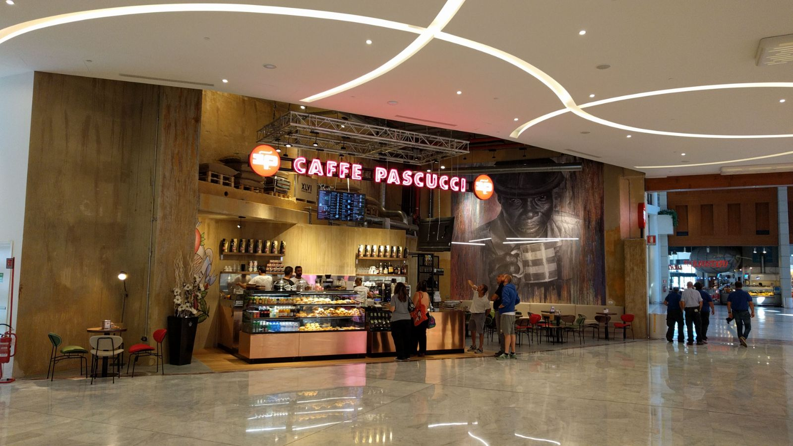 Caffè Pascucci Shop Firenze I gigli 013