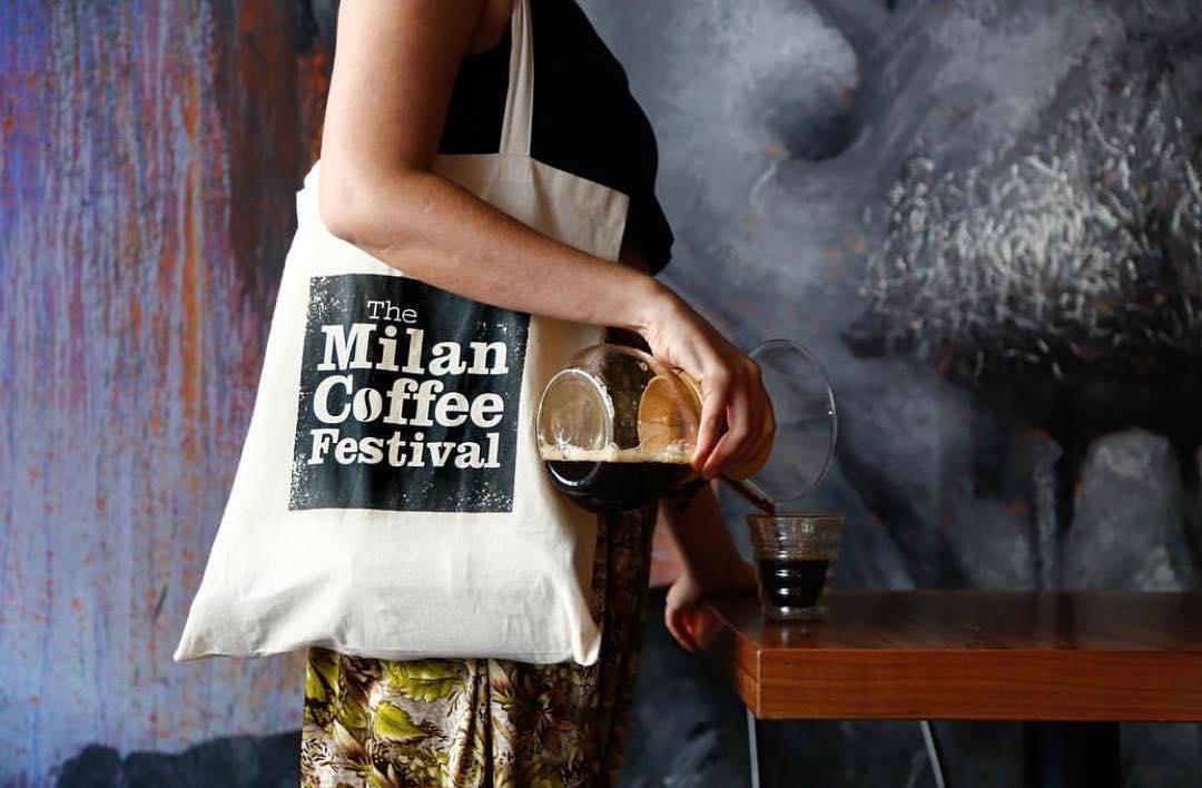 Caffè Pascucci Milan Coffee Festival 2018 1