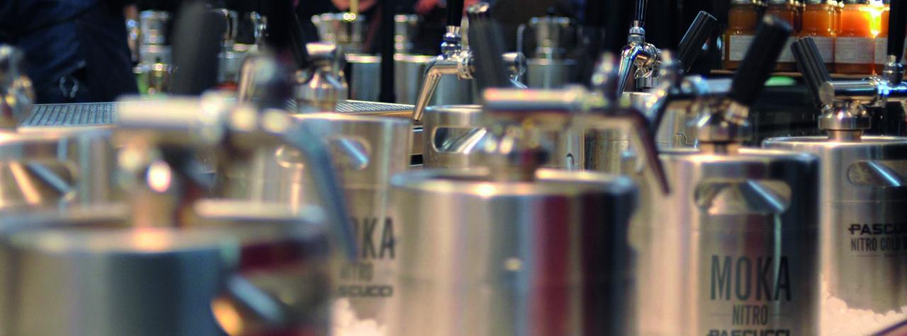 Caffè Pascucci Moka Nitro Cold brew 1