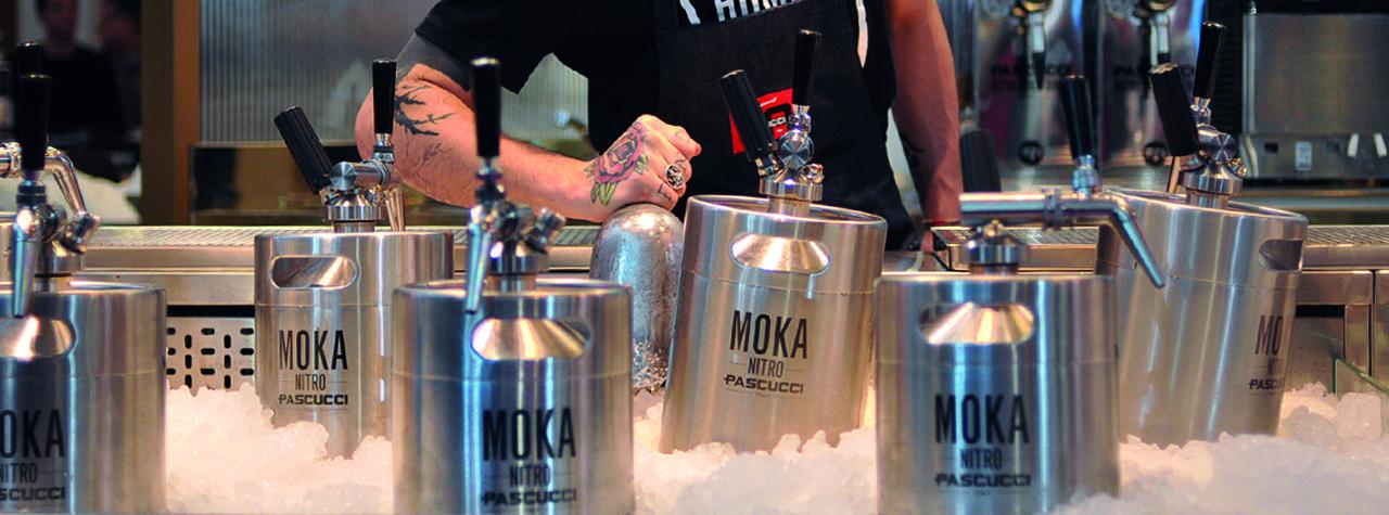 Caffè Pascucci Moka Nitro Cold brew 9