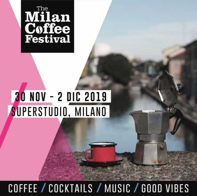 Caffè Pascucci Milan Coffee Festival