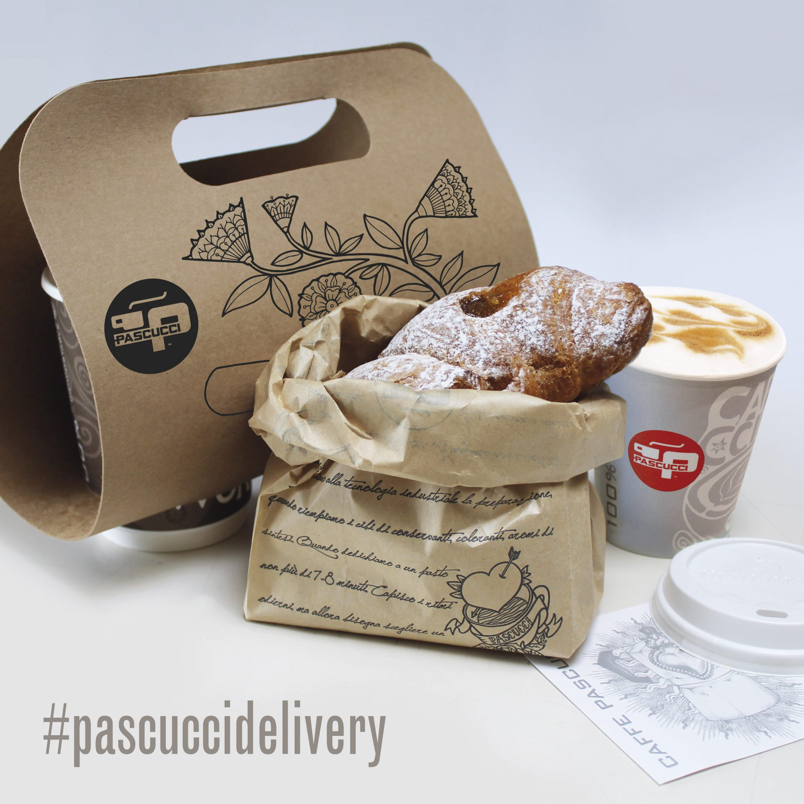 Pascucci delivery take away