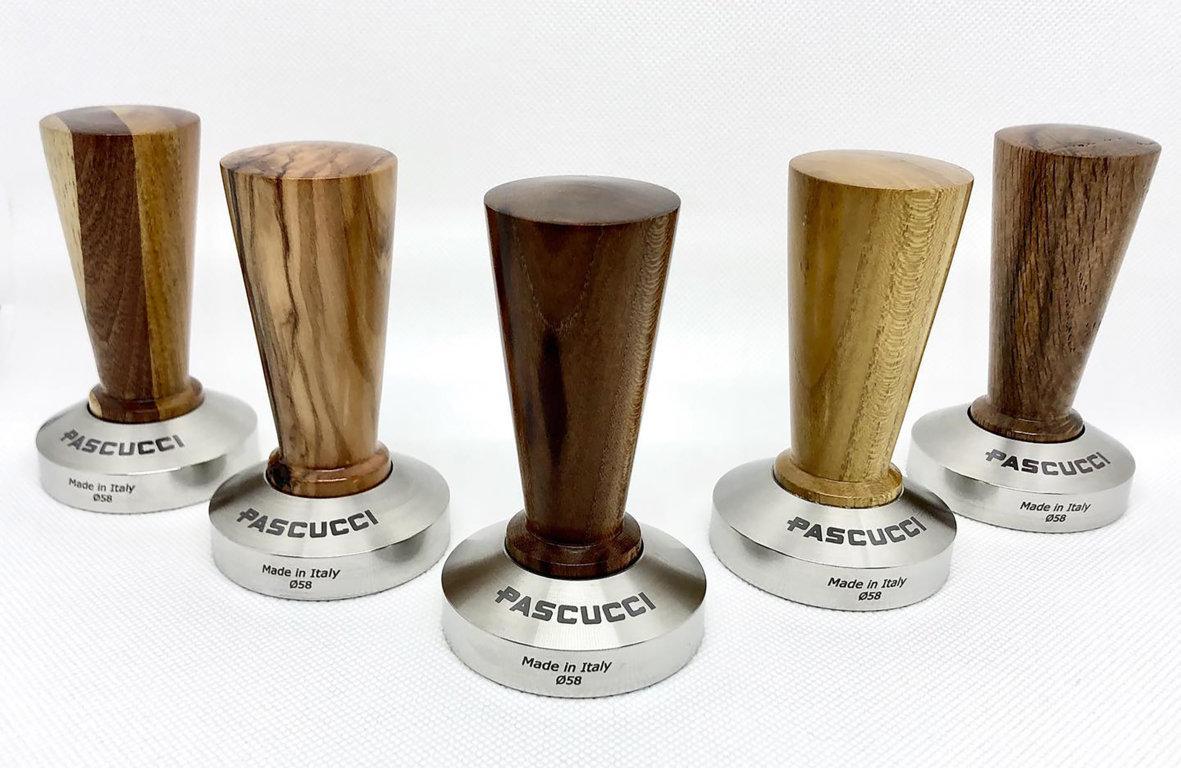 Caffè Pascucci pressini legno